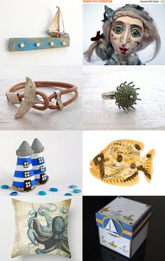 Flowing To The Sea by Edmunda on Etsy--Pinned with TreasuryPin.com