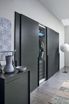 Amore 027 - Fitted Bedroom Furniture   Wardrobes UK   Lawrence Walsh Furniture