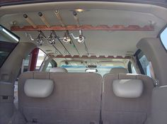 PVC Fishing Rod Holders - Build your own PVC Pole Holders   PVC PIPE DIY Projects   DIY ...