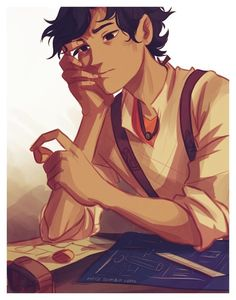 Leo Valdez is a character from Rick Riordan's Heroes of Olympus series Viria frequently draws Solangelo, Percabeth, Percy Jackson Fandom, Percy Jackson Film, Viria Percy Jackson, Leo Valdez, Hunger Games, Dibujos Percy Jackson, Fan Art Anime