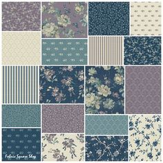 Your place to buy and sell all things handmade Chambray, Fabric Squares, Charm Pack, Cool Stuff, Stuff To Buy, Whistler, Quilts, Blanket, Studios