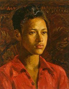 'Herman', oil painting by Mabel Alvarez, 1939 - Mabel Alvarez - Wikipedia, the free encyclopedia