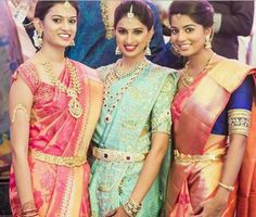 Gorgeous Tamil brides