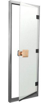 Steam Glass Door