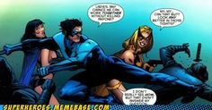 Dick Grayson does have the best... assets in DC 'verse^.^