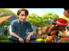 TOY STORY 3 ENDING - LOST - MOVING ON  I dare you not to cry! Michael Giachinno's Soundtrack of the last scene from LOST playing over the last scene of Toy Story. This'll clear your sinuses!