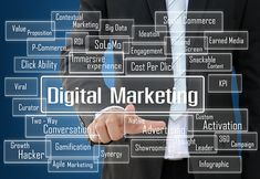 Photo about Businessman pointing digital marketing concept. Image of graphic, forum, marketing - 36579851 Digital Marketing Trends, Viral Marketing, Digital Marketing Strategy, Marketing Tools, Online Marketing, Marketing Training, Media Marketing, Hanoi, Internet Marketing Course