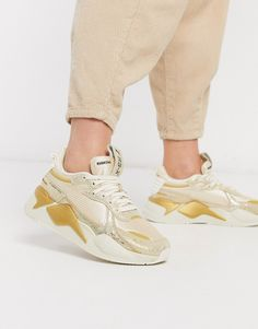 puma donna sneakers rise