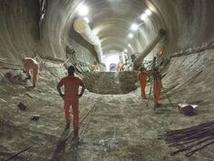 london crossrail tunnel project - Szukaj w Google