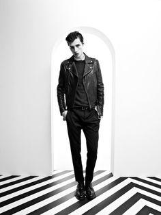 Adrien Sahores for Pierre Balmain Fall/Winter 2012