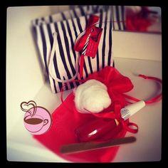 Chá de panela/lingerie
