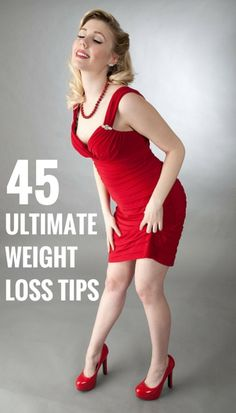 45 ultimate weight loss tips that work. #workout #health #diet #fitness
