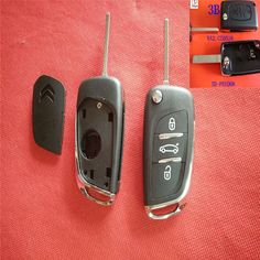 Find More Tire Pressure Alarm Information about DS For Citroen logo NEW Modified Flip Remote Key Shell  3 button withOUT Groove VA2 CE0536,High Quality ds nintendo,China ds diagnostic Suppliers, Cheap ds mp3 from Taizhou Luqiao Tongda Lock Service Shop on Aliexpress.com