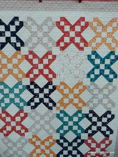 Stepping Stones Fat Quarter Quilt | Craftsy