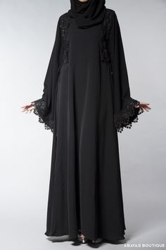 abaya black - Google Search