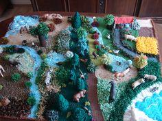 Malý kousek přírody pro děti na hraní