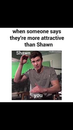 True but I do have a crush so other boys (not including Shawn Mendes) don't matter anyway (Shawn Mendes is like 🔥🔥🔥🔥🔥🔥🔥🔥) Mendes 98, Shawn Mendes Memes, Mendes Army, Shawn Mendes Imagines, Cameron Dallas, Funny Memes, Hilarious, Jokes, I Love Him
