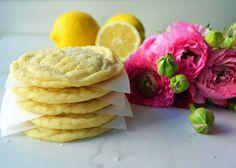 Lemon Sugar Cookies | Modern Honey