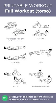 Monday Workout, Workout Posters, Gym Workout Tips, Dumbbell Workout, Kettlebell, Easy Daily Workouts, Beginner Workout At Home, At Home Workout Plan, Total Gym Exercise Chart