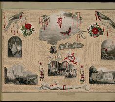 Durenstein! :: Evelyn Waugh's Victorian Blood Book