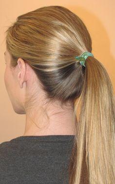 Ponytail Scrunchie, Long Hair Ponytail, Blonde Ponytail, Ponytail Hairstyles, Blonde Hair, Long Silky Hair, Beautiful Long Hair, Hair Ties, Hair Band