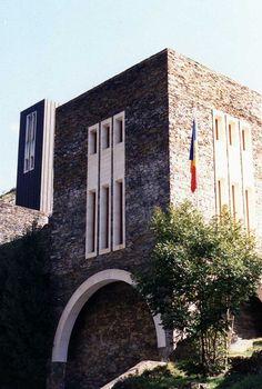 Santuario de Meritxell. Canillo, Andorra.