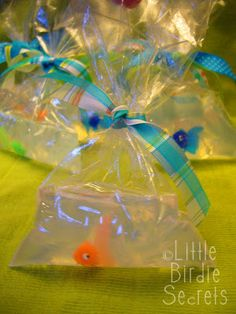 fish-in-a-bag soap | Little Birdie Secrets