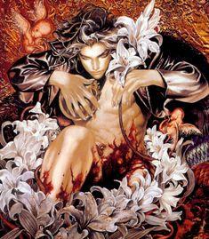 Caslevania Color Kingdom ArtBook