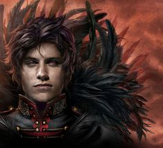 Prince Stacra by Silvia Fusetti | Fantasy | 2D | CGSociety