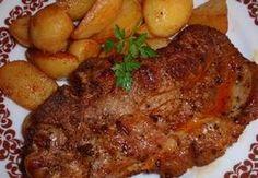 Gurmánská krkovička Top Recipes, Healthy Recipes, Czech Recipes, Pork Roast, Food 52, Food Design, Ham, Good Food, Paleo