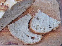 Nem vagyok mesterszakács: Tönkölyös kovászos kenyér – természetes kovásszal, természetesen Bagel, Bread, Food, Brot, Essen, Baking, Meals, Breads, Buns