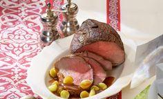 Weihnachtlicher Rinderbraten  | Knorr