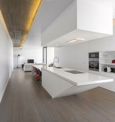 Tomar Hill House, 2014 - Contaminar #kitchen #design #minimal