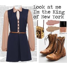 """Katherin Plumber - Newsies"" by rebecca-becki-murillo on Polyvore"