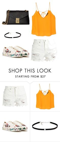 """""""Untitled #2"""" by odetteganem-1 on Polyvore featuring R13, MANGO, Nasty Gal, Carbon & Hyde and Calvin Klein"""