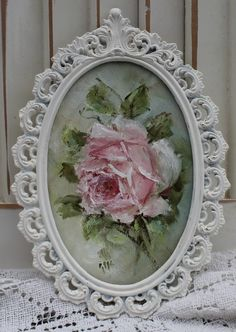 Trio of Pink Rose studies, Gail McCormack