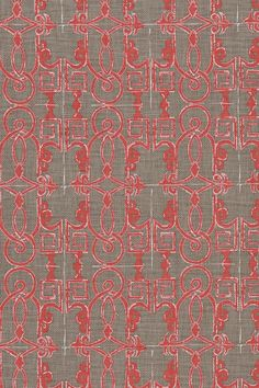 Seville Salmon | Lacefield Textiles