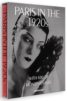 Paris in the 1920s with Kiki de Montparnasse by Xavier Girard