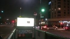 110th street station