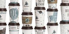 New Caribou Coffee Campaign