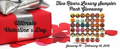 Two Rivers Luxury Sampler Coffee Pack Giveaway - ends 2/14!