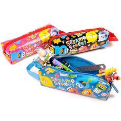 Sesame Kids 3C Pencil Case