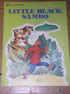 Little black sambo book for sale