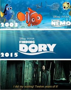 Finding Dory!!!