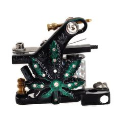 Z200 Casting Tattoo Machine High Stability Body Art 7000-9000 RMinute Black - Gchoic.com