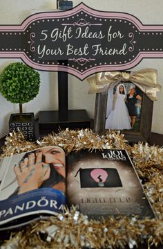 5 Holiday Gift Ideas for Your Best Friend