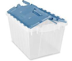 keepbox file storage totes in stock uline