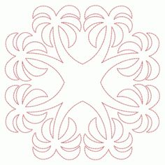 Machine Embroidery: Hawaiian Quilt Blocks Collection 2 (5x5)