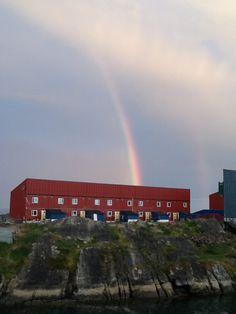 Rainbow Maniitsoq, Greenland