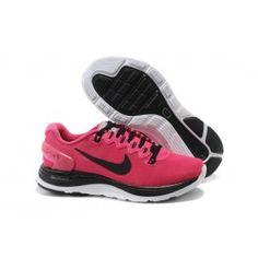 Verkaufen Nike LunarGlide+ 4 Shield Frauenschuhe Rosa Schwarz Schuhe Online | Beste Nike LunarGlide+ 4 Shield Schuhe Online | Nike Schuhe Online Und Günstige | schuheoutlet.net
